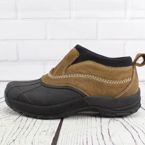 LL Bean Storm Chasers Ankle Boots Waterproof 8